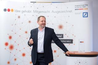 Rolf-Saim Alkan, Gruender von AX-Semaqntics in Stuttgart