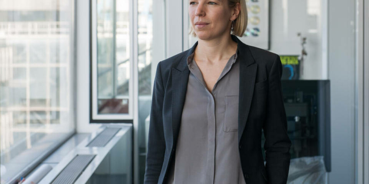 Sabrina Zeplin, Direktorin Business Intelligence der otto Group Hamburg