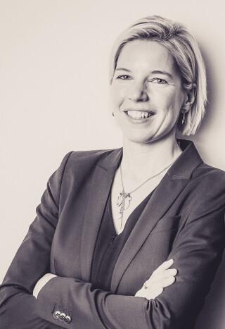 Sabrina Zeplin, Direktorin Business Intelligence Otto Group Hamburg