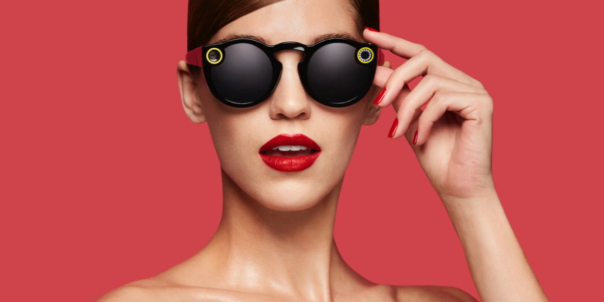 Snapchatbrille