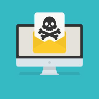Gefahr E-Mail