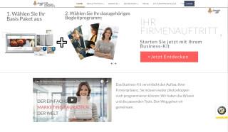 Website-Baukasten Business-Kit.de