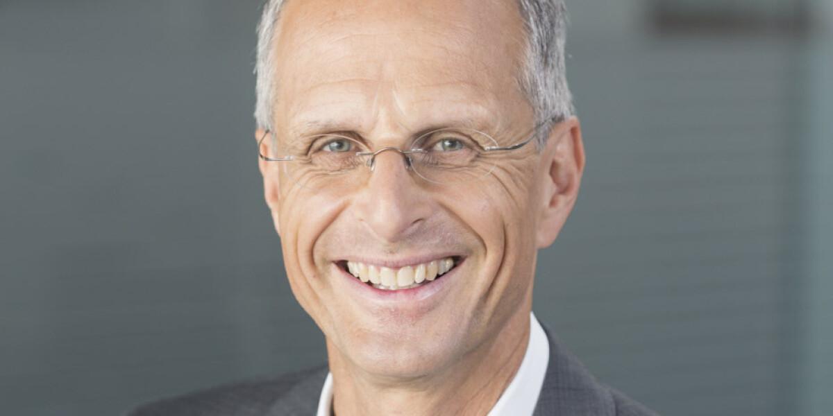 Roland Münch Vorstand Digital Solutions Voith Digitale Transformation