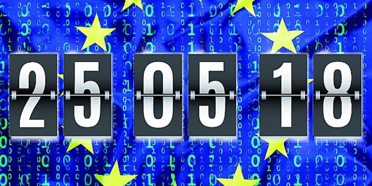 Countdown zur EU-Datenschutzgrundverordnung