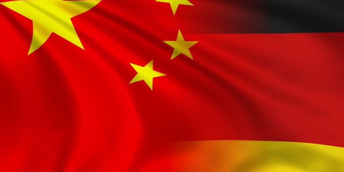 China-Deutschland