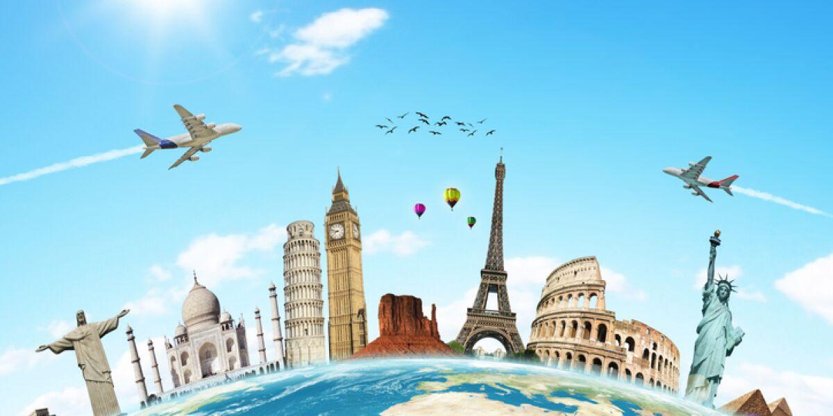 Reise-Urlaub