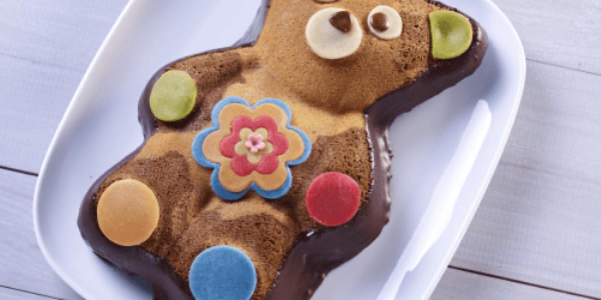 Gebackener Bär