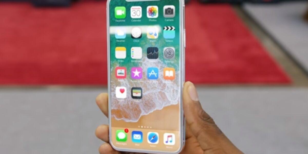 Das iPhone von MKBHD ist nur ein Dummy