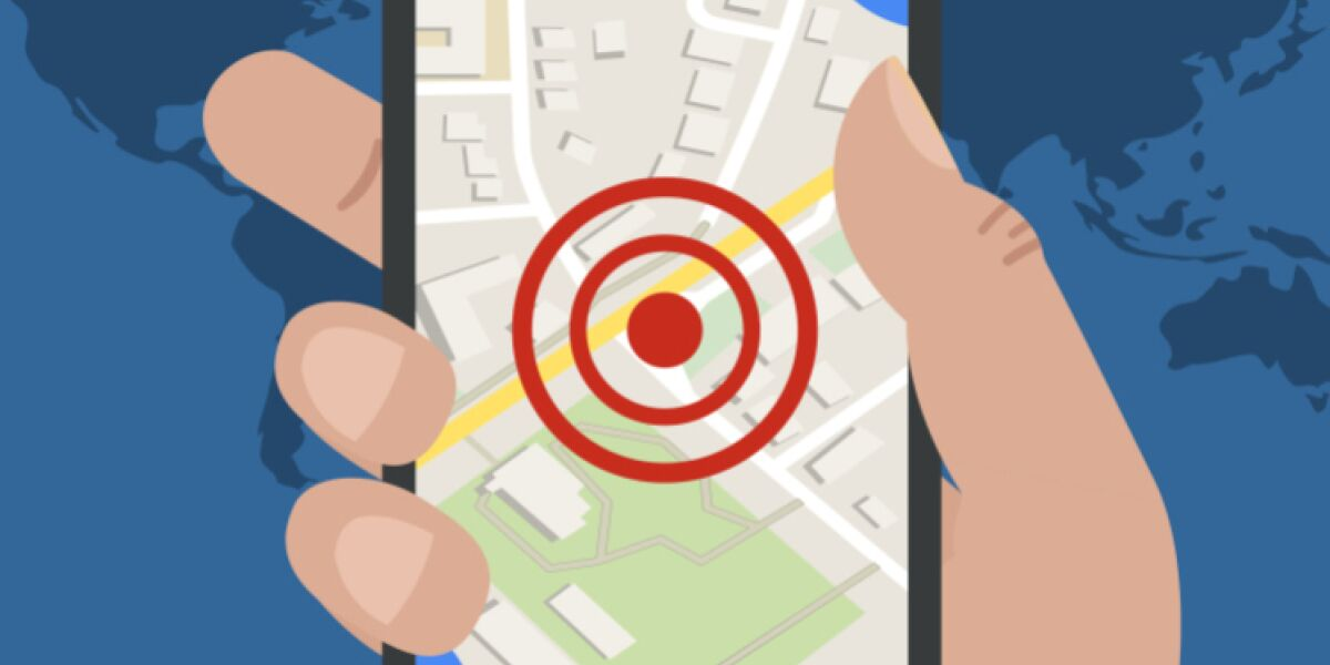Smartphone-Tracking
