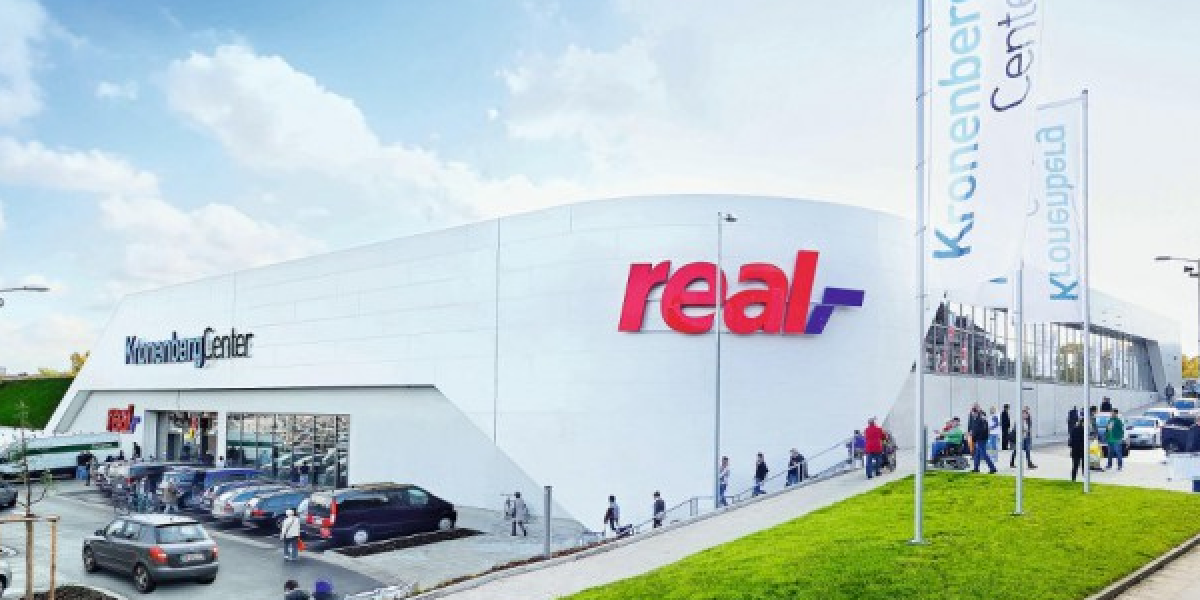 Real Einkaufszentrum