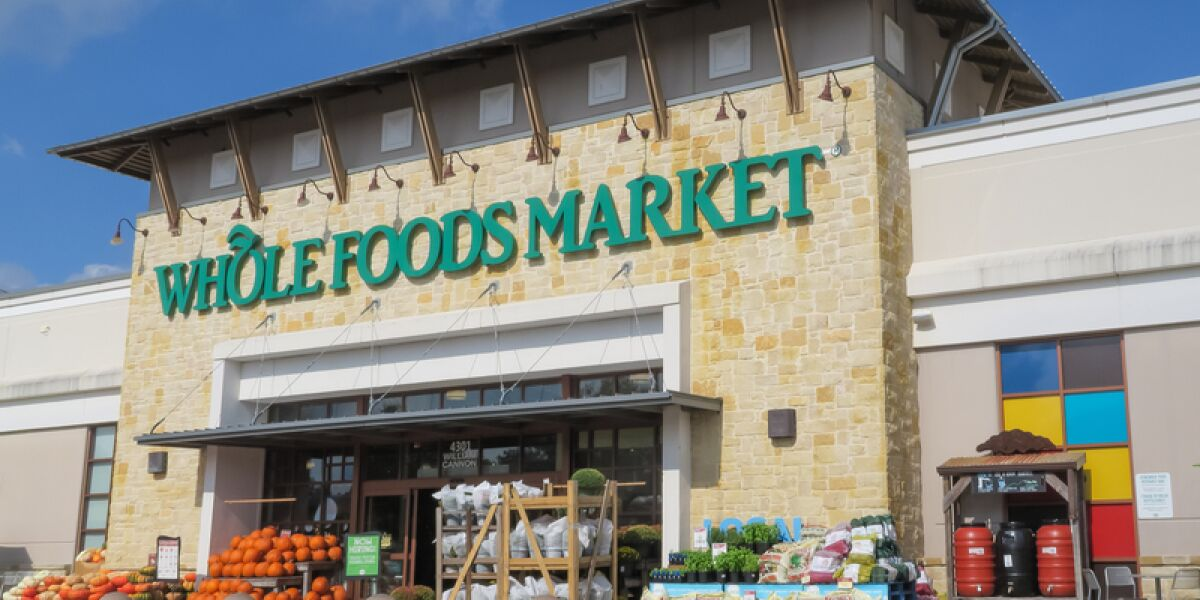 Whole Foods Supermarkt