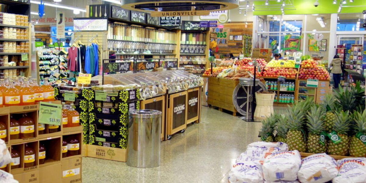 Whole Foods Filiale