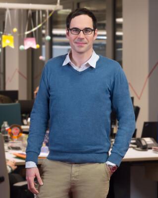 Andreas Antrup Vice President Data und Advertising bei Zalando