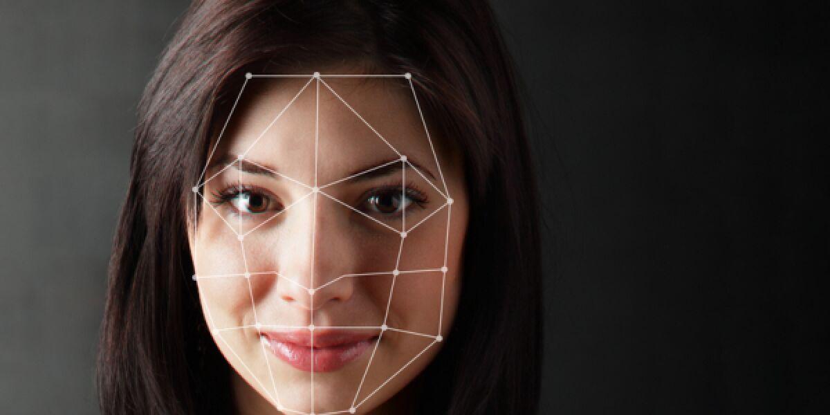 Gesichtserkennung