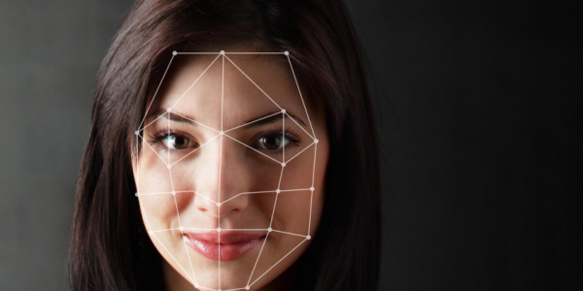 Gesichtserkennung Internet
