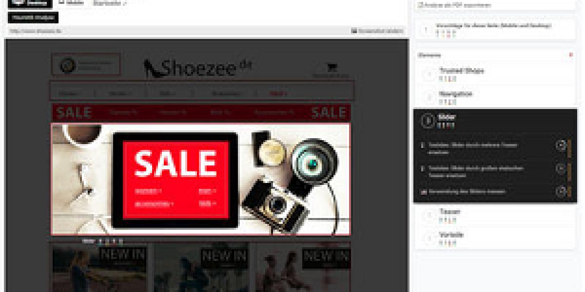 Screenshot Sale