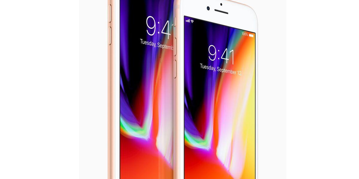 iPhone 8 Plus und iPhone 8
