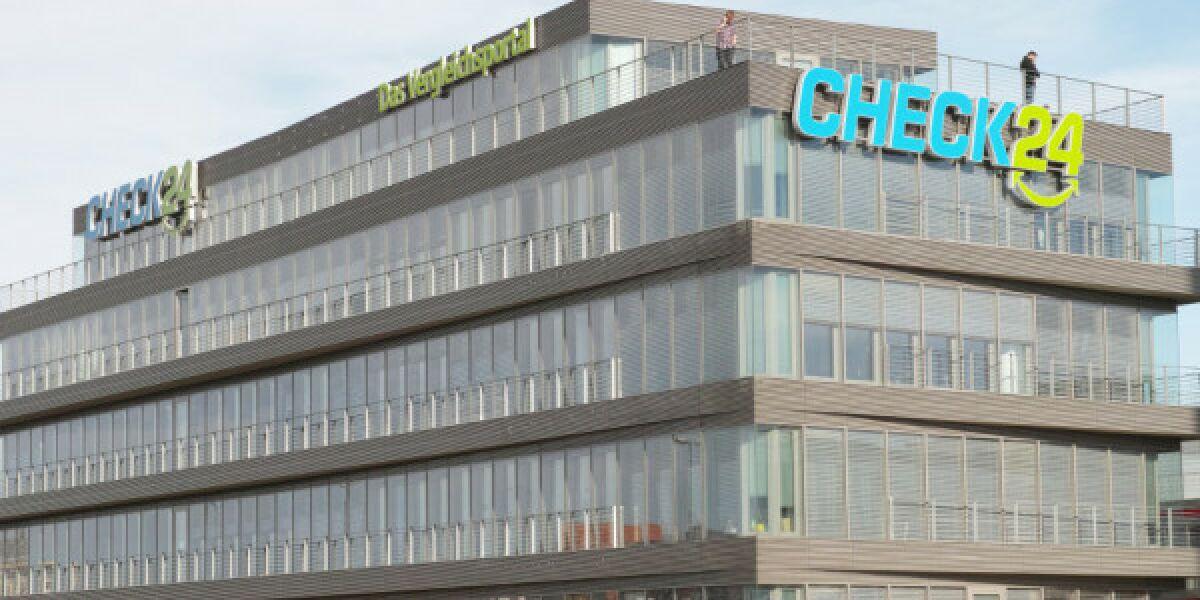 Check24 Standort München