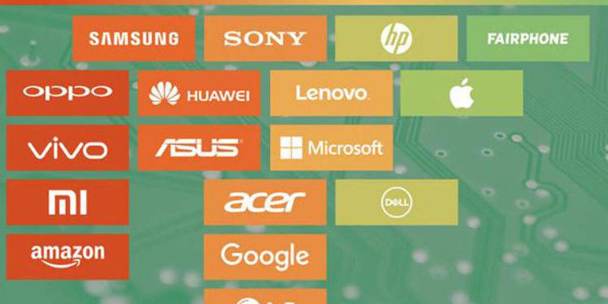 Greenpeace bewertet Hersteller mobiler Geräte