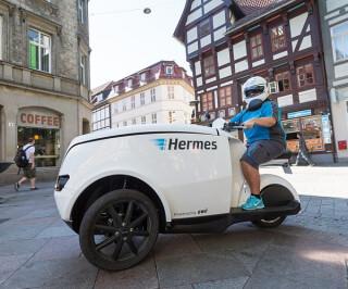 Hermes Tripl in Göttingen