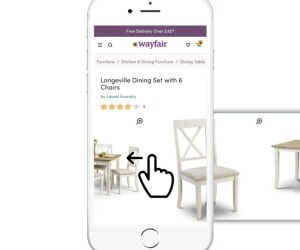 Mobile-Shop Wayfair.co.uk