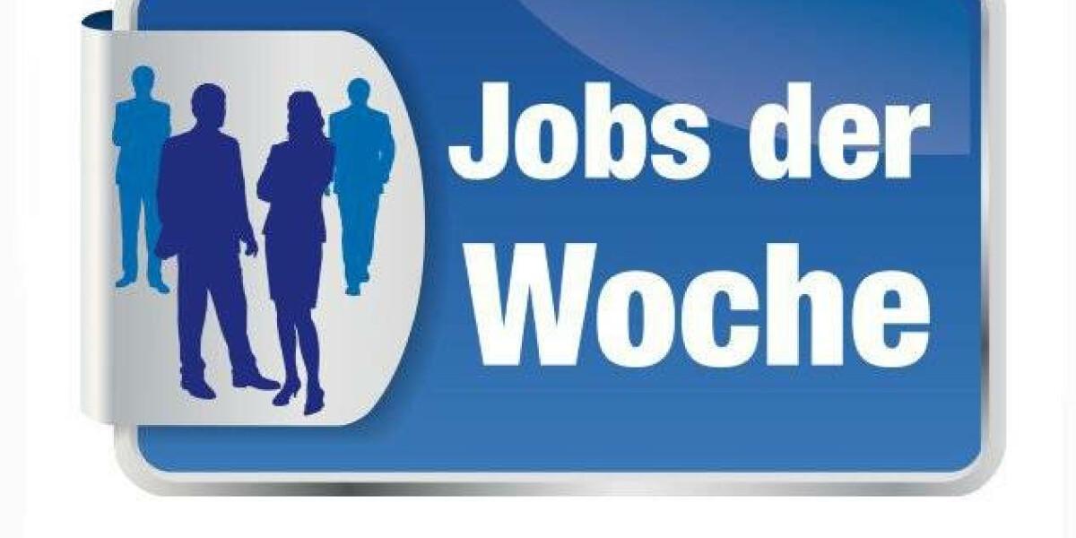 Button Jobs-der-Woche