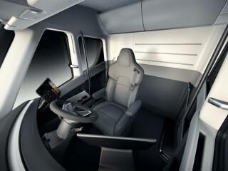 Tesla-Lastwagen