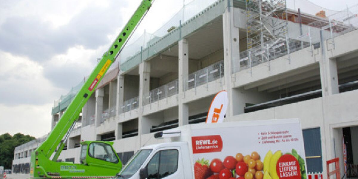 Rewe Food Fulfillment Center