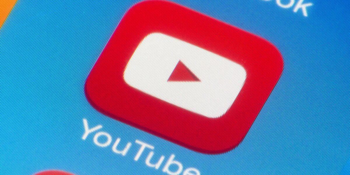 App-Icon von YouTube