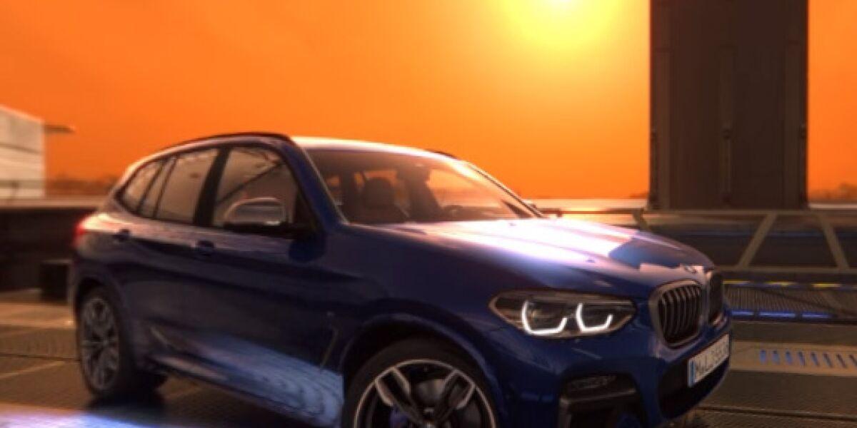 BMWX3_Mars