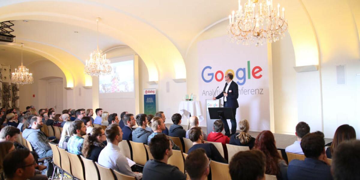 Google Analytics Konferenz 2018