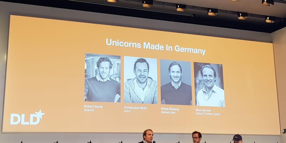 Unicorn-Panel