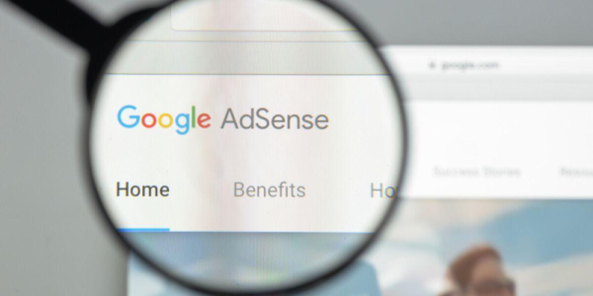 Google AdSense durch die Lupe