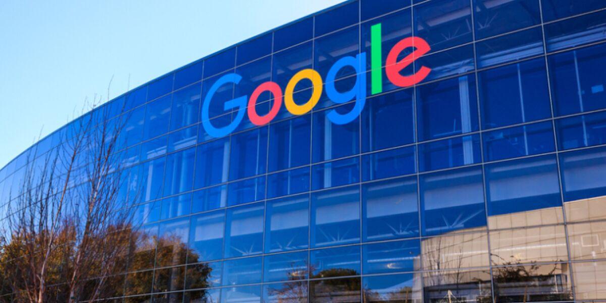 Googleplex in Mountain View