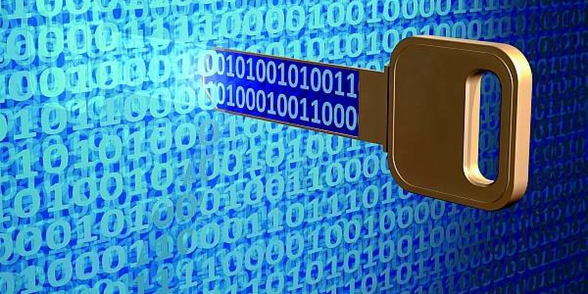 Schlüssel zu Datenbeständen