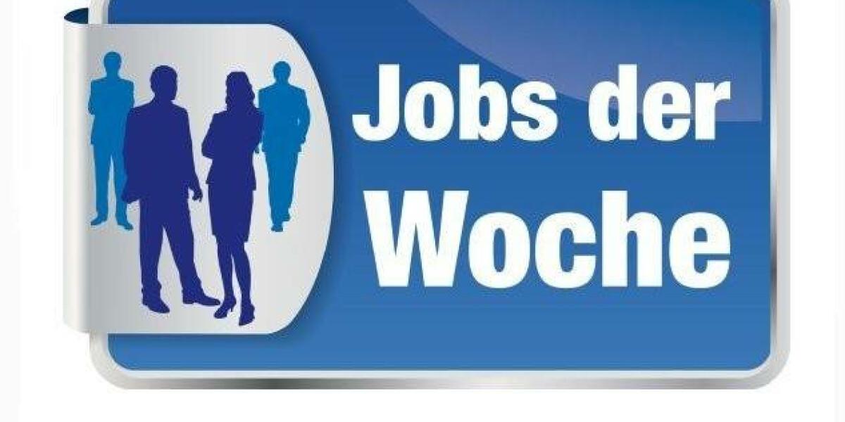 Jobs der Woche
