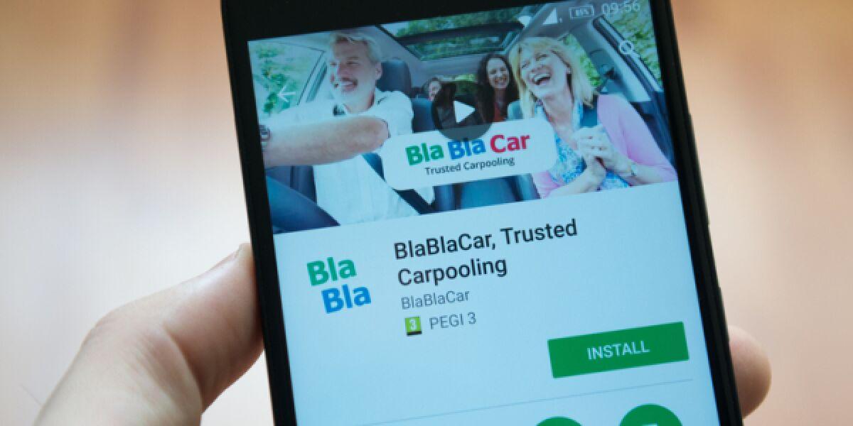 App von Blablacar