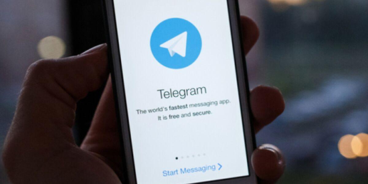 App von Telegram