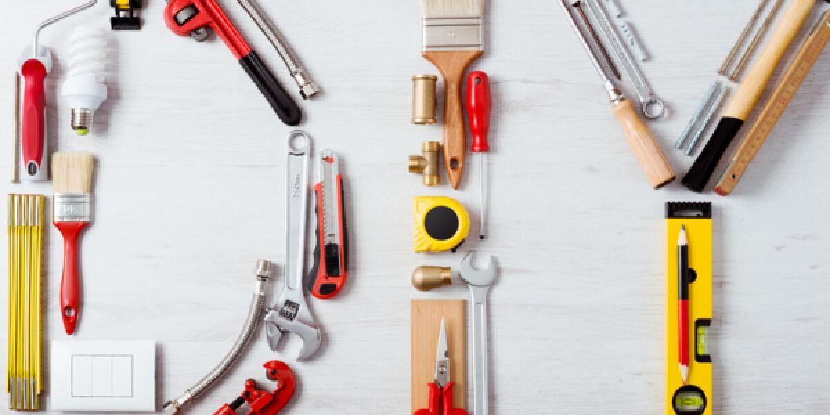 DIY Do it yourself Werkzeuge