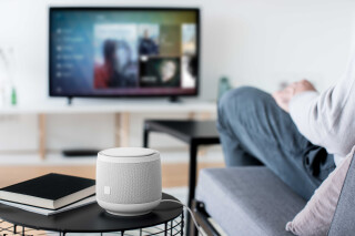 Smart Speaker der Telekom