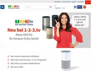 neue Alexa Skill von 1-2-3.tv