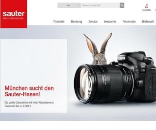 Sauter Website