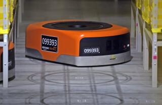 Amazon-Transportroboter