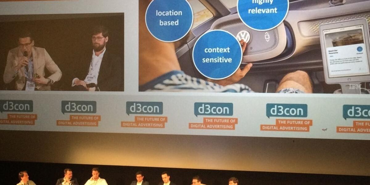 Panel Innovation  Track d3con