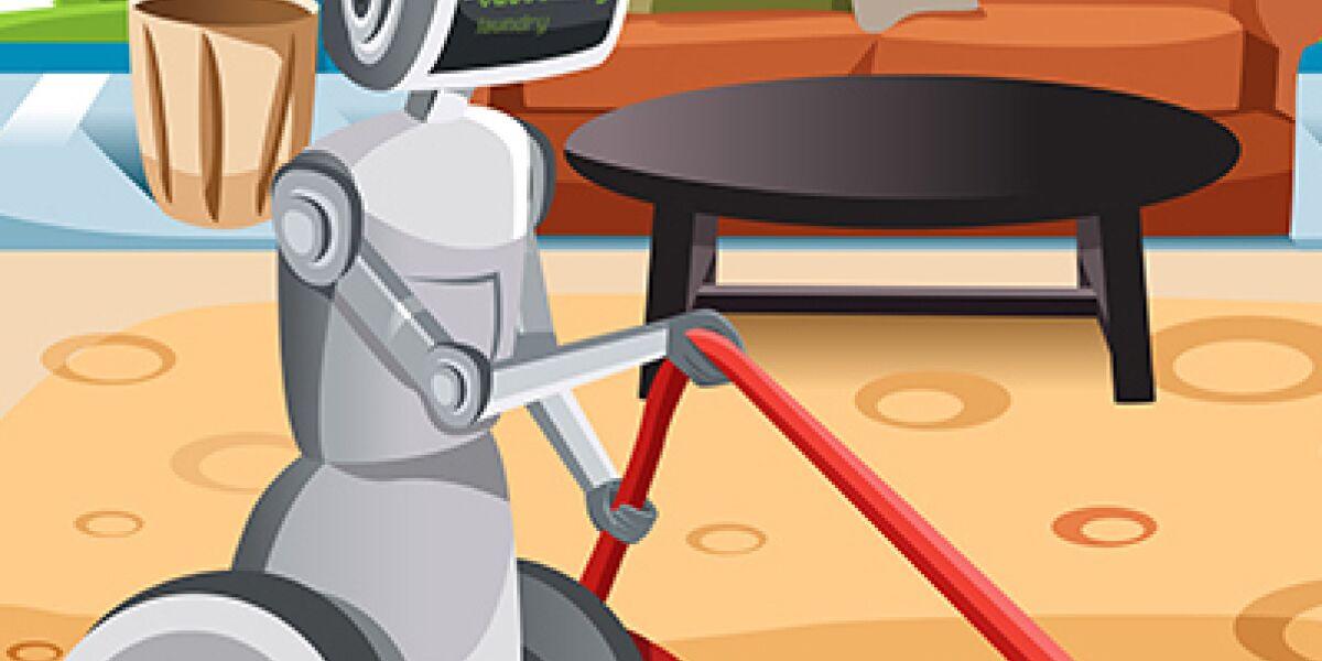 Roboter zu Hause