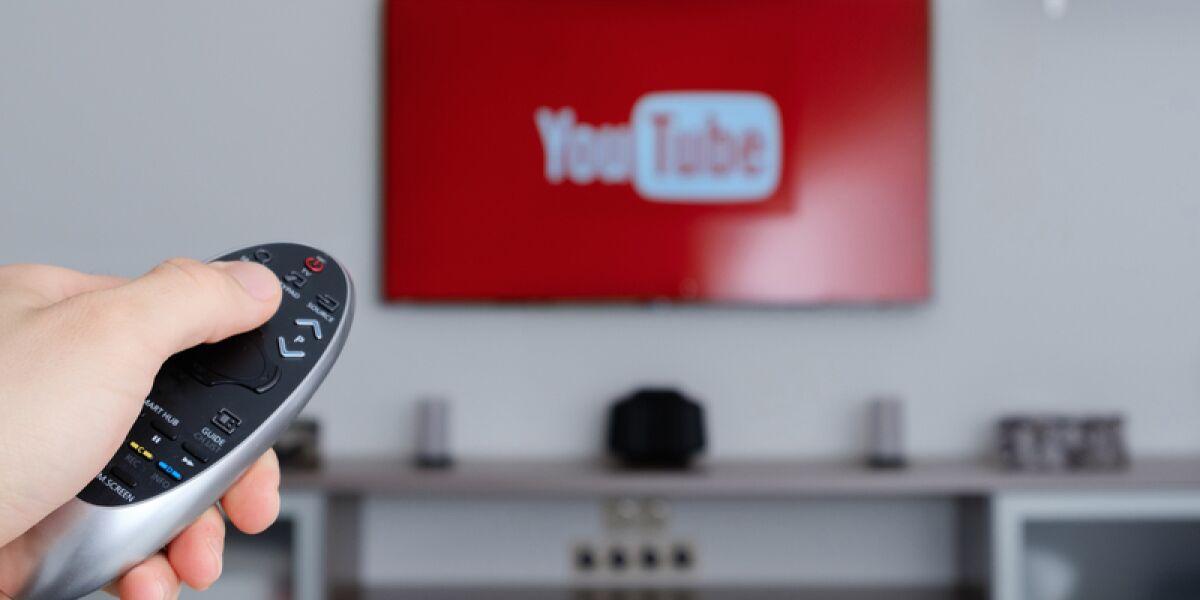 Youtube auf dem Fernseher