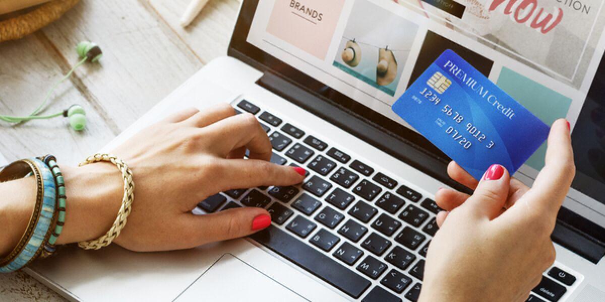 Shoppen im Web