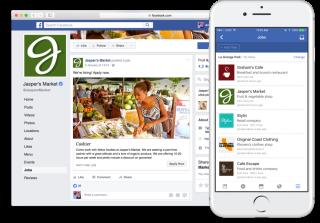 Jobs auf Facebook