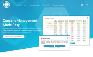 Consent-Management-Lösung Consentmanager.de