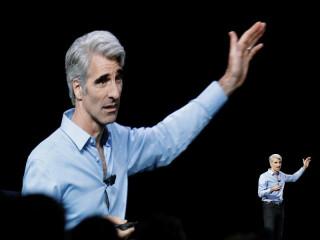 Craig Federighi, Vizepräsident von Apple